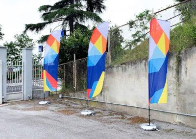 Bandiere Pubblicitarie 4 | La Targa Cuneo | Targhe E Timbri Cuneo (Cn)