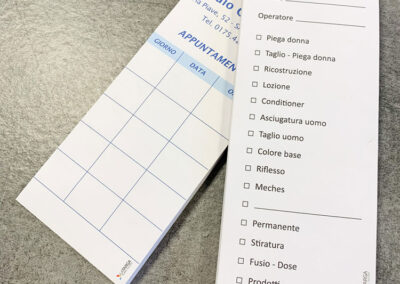 Bloc Notes 6 | La Targa Cuneo | Targhe E Timbri Cuneo (Cn)