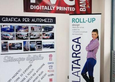 Roll Up 2   La Targa Cuneo   Targhe E Timbri Cuneo (Cn)
