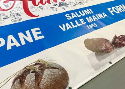 Striscioni Pubblicitari 1 | La Targa Cuneo | Targhe E Timbri Cuneo (Cn)