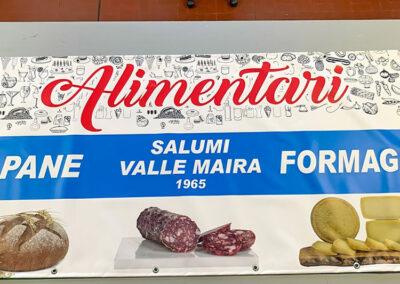 Striscioni Pubblicitari 2 | La Targa Cuneo | Targhe E Timbri Cuneo (Cn)