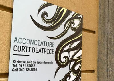 Targhe In Alluminio 6 | La Targa Cuneo | Targhe E Timbri Cuneo (Cn)