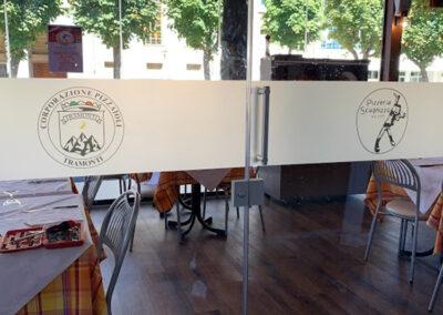 Adesivo Sabbiato 2 | La Targa Cuneo | Targhe E Timbri Cuneo (Cn)