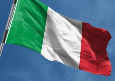 Bandiera 1 | La Targa Cuneo | Targhe E Timbri Cuneo (Cn)