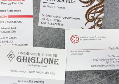 Biglietti 1 | La Targa Cuneo | Targhe E Timbri Cuneo (Cn)