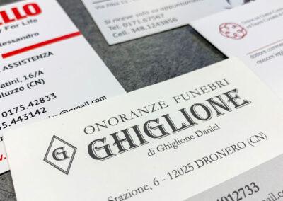 Biglietti 2 | La Targa Cuneo | Targhe E Timbri Cuneo (Cn)