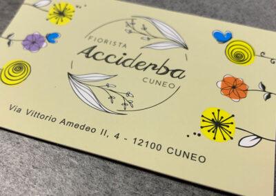 Biglietti 4 | La Targa Cuneo | Targhe E Timbri Cuneo (Cn)