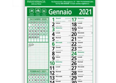 Calendari 4 | La Targa Cuneo | Targhe E Timbri Cuneo (Cn)