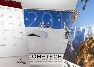 Calendari | La Targa Cuneo | Targhe E Timbri Cuneo (Cn)