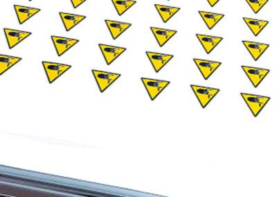 Etichette Adesive Per Industria 1 | La Targa Cuneo | Targhe E Timbri Cuneo (Cn)