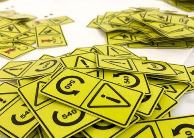 Etichette Adesive Per Industria 3 | La Targa Cuneo | Targhe E Timbri Cuneo (Cn)
