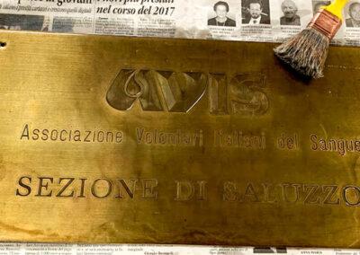 Ripristino 3 | La Targa Cuneo | Targhe E Timbri Cuneo (Cn)