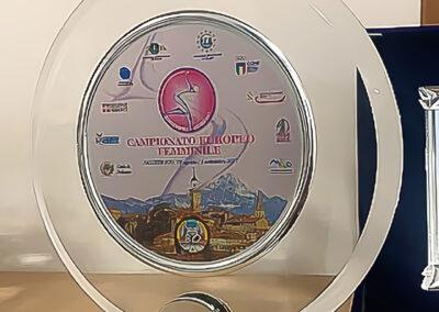 Premiazione In Vetro 4 2 | La Targa Cuneo | Targhe E Timbri Cuneo (Cn)